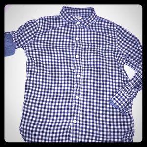 Big Kids Gap Button Up Shirt.